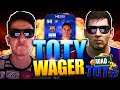 TOTY MESSI WAGER - FIFA 15 ROAD TO TOTY