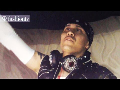 Black Eyed Peas' Taboo at F Vodka Party – Mixx Club, Bangkok