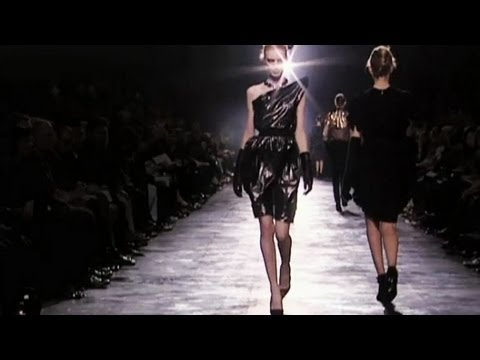 Lanvin Fall/Winter 2008 Full Show | EXCLUSIVE | HQ