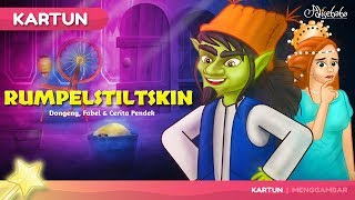 Rumpelstiltskin cerita anak anak animasi kartun