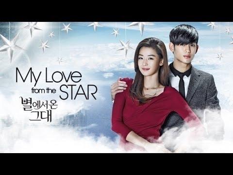 Drama My Love from the Star menjadi program paling favorit di Korea