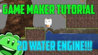 Thanks guys! more full game maker and game maker studio 2 tutorials are on the way shortly, I'm really excited to get back to making awesome tutorials for you! Water Engine Download - https://gumroad.com/l/waterengineSupport my Patreon - https://www.patreon.com/realtutsgmlVisit CodingMadeSimple for more exclusive tutorials and get the help you need to succeed as your very own indie game developer!http://www.codingmadesimple.comFollow me on twitter for exclusive content and interaction with me! http://www.twitter.com/realtutsgmlFollow me on Google+ to keep updated with all of my tutorialshttp://www.google.com/+RealTutsGMLhttps://youtu.be/bHda4xlSn7s