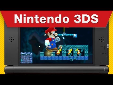 Image of Super Mario Bros. 2 Trailer - Nintendo 3DS