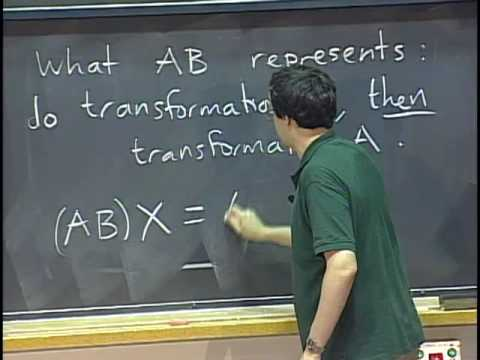 Lec 3 | MIT 18,02 Multivariable Calculus, 2007 Herbst
