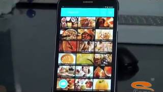 mEasyPOS  Restaurant Menu YouTube video