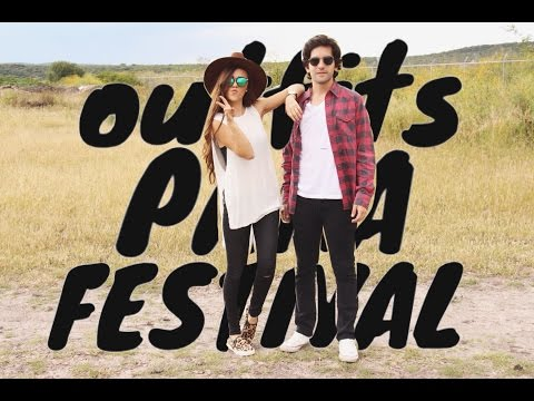 OUTFITS PARA FESTIVAL / CC (MUJERES Y HOMBRES)  ♡