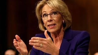 Jeremy Scahill: Did Education Nominee Betsy DeVos Lie to Senate About Ties to Anti-LGBT Foundation? full download video download mp3 download music download