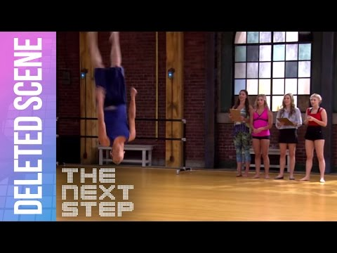 Deleted Scene: Tumbling Audition - The Next Step (Season 2)