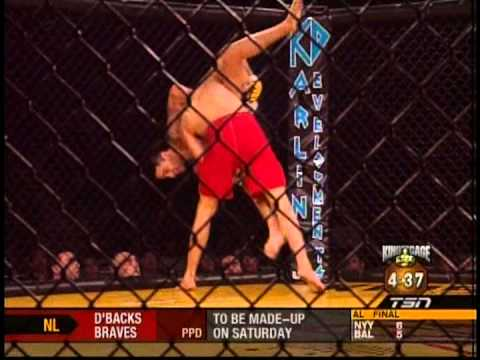 Rory macdonald - early Rory Macdonald fight.