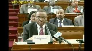 PM Hailemariam Desalegn :  Questions And Answers In Parlament