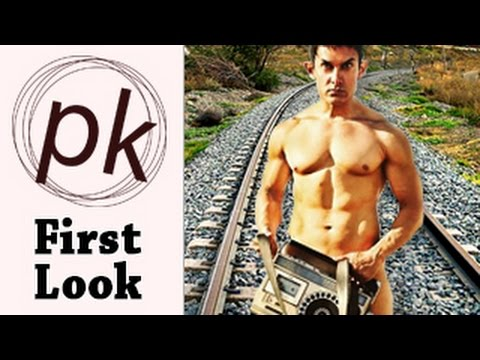 PeeKay (PK) Trailer - First Look | Aamir Khan – GOES NUDE | Latest Bollywood Gossip 2014