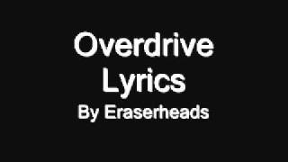 Overdrive   Eraserheads With Lyrics