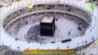 مكة المكرمة II بيت الله الحرام II صلاة الاستسقاء  24-1-1436هـ الشيخ صالح آل طالب