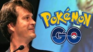 Entrevista John Hanke Futuro Pokémon GO!!! Finalmente! by Pokémon GO Gameplay