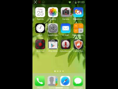 PREVIEW : CHAMELEON OS ANDROID 4.X ROM for SAMSUNG S1- 4 + More 201