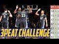 3 PEAT OR BUST! Golden State Warriors Rebuild! NBA 2K18