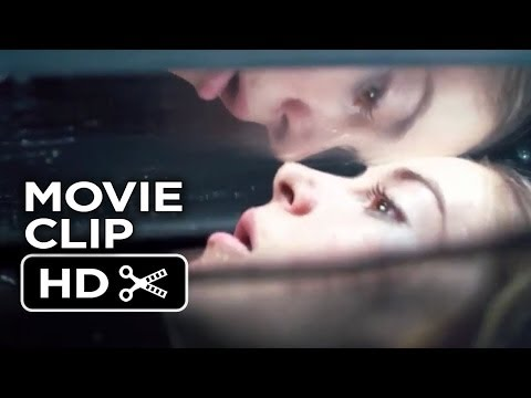 Divergent Movie CLIP - Drowning (2014) - Shailene Woodley, Theo James Movie HD
