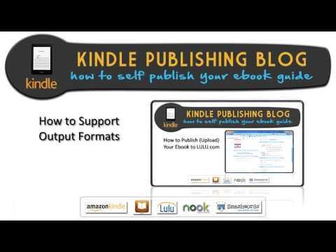 13.Ultimate Ebook Creator How to Publish Upload your Ebook LULU.com Part 2 – Kindle Publishing Blog