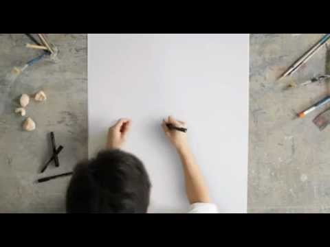 Precision of a Faber Castell pen