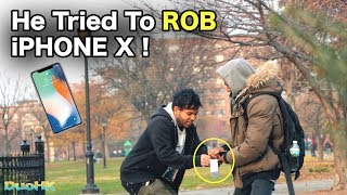 Video Homeless With A iPHONE X Experiment MP3, 3GP, MP4, WEBM, AVI, FLV April 2018