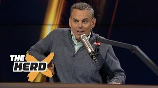 Colinisms from 1st Week of May - 'The Herd' by Colin Cowherd