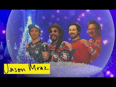 We Wish You A Merry Christmas | #Mrazland | Jason Mraz
