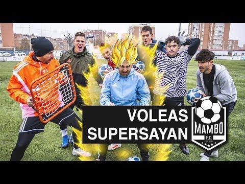 VOLEAS SUPER SAIYAN  MAMBO LIFE
