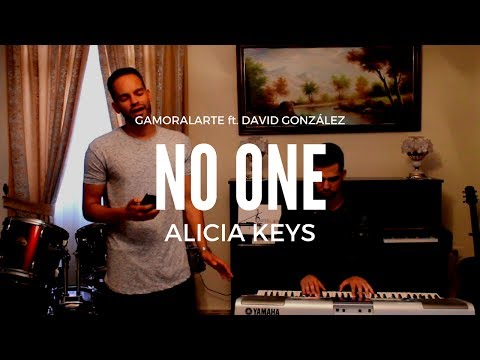 No One - Alicia Keys Cover