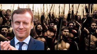 Video Macron et ses 300 spartiates MP3, 3GP, MP4, WEBM, AVI, FLV Juli 2017
