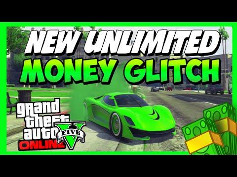 GTA 5 Online - Unlimited GTA 5 Money Glitch - After Patch 1.15 - (Easy GTA 5 Money Glitch) (видео)