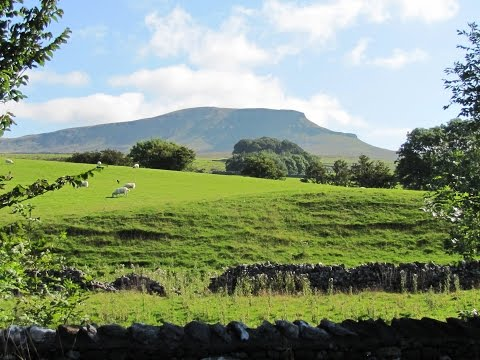 The Yorkshire Three Peaks No.1 Pen y ghent from Horton in Ribblesdale round | yorkshire dales  Walks