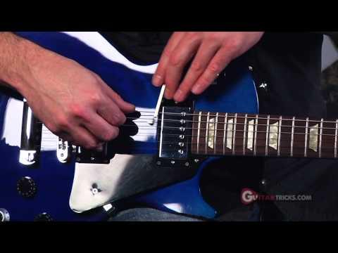 Tap Harmonics – Electric Guitar Lesson – Guitar Tricks 60