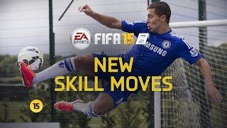 Video FIFA 15 - New Skill Moves - Featuring Eden Hazard MP3, 3GP, MP4, WEBM, AVI, FLV Desember 2017