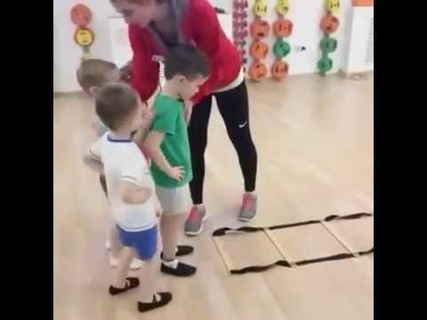 Детские занятия - ОФП