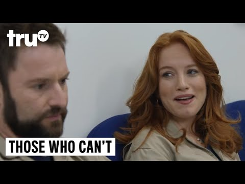 Those Who Can't - Strip Cop Rescue | truTV