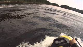 2. Sea-Doo GTI 130HP 2006 on Lac-à-Jim HD Hero 3+