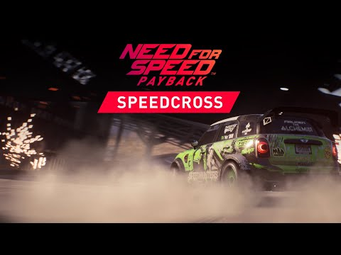 Need for Speed Payback - Participez au Speedcross de Need for Speed Payback