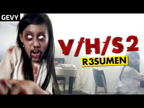 VHS 2 ( V/H/S 2 - Las Crónicas del miedo ) En 8 Minutos