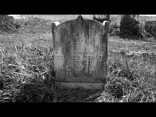 The  Unsolved  Murder  of  Stamping  Ground,  Kentucky  Town  Marshall  Charles  Duke