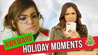 Awkward Holiday Moments | Bethany Mota by Bethany Mota