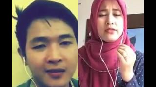Video Smule Hasbi Qomarun Merdu Sekali duet Santriwati Cantik Merdu MP3, 3GP, MP4, WEBM, AVI, FLV Juli 2018