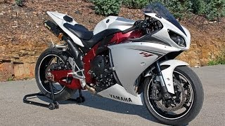 4. YAMAHA YZF-R1 2009 (Crossplane) - Walk around