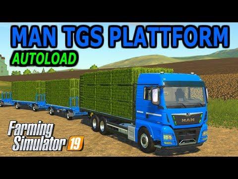 MAN TGX Plattform v2.0