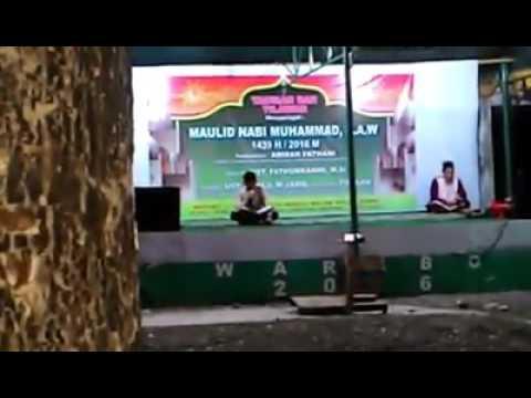 Video Ammar Fathani Pembukaan Acara Maulid di Gampong Warabo - Montasik download in MP3, 3GP, MP4, WEBM, AVI, FLV January 2017
