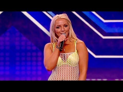 x - Visit the official site: http://itv.com/xfactor Watch Lorna Bliss sing Till The World Ends by Britney Spears It was all a Brit too much for Louis when Britne...