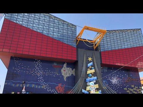 ⁴ᴷ 【大阪 海遊館/2020】8/26(水) ☆館内一周!