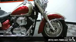 9. 2004 Yamaha V Star 1100 Classic - XVS11AS *Manager's Spec...