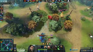 TNC Pro Team vs. Execration AMD SAPPHIRE Dota Pit SEA Minor Qualifier Game 2
