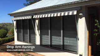 Drop Arm Awnings Lismore