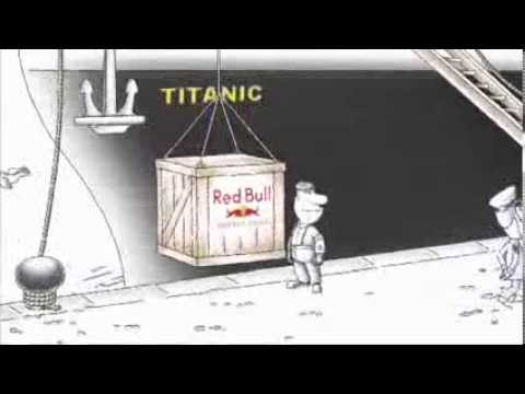 Red Bull Commercial (2013 - 2014) (Television Commercial)